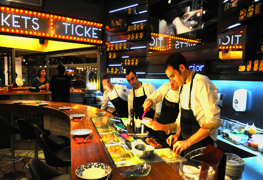 Tickets Barcelona The best Spanish restaurants in Barcelona!