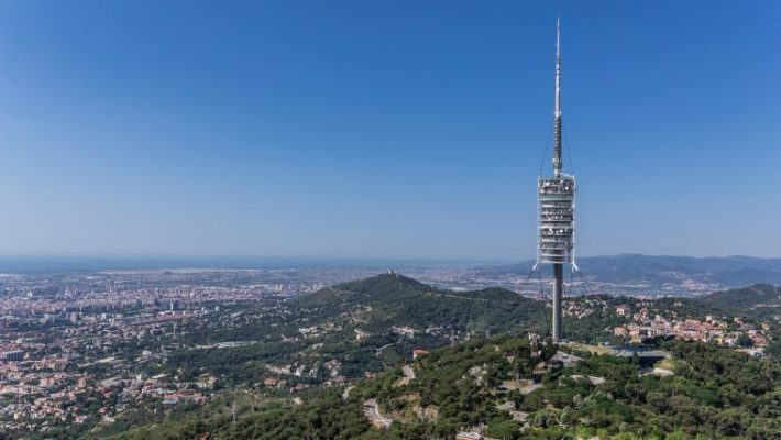 Torre de Collserola Picture courtesy of Guia BCN e1579263888236 The best viewpoints in Barcelona