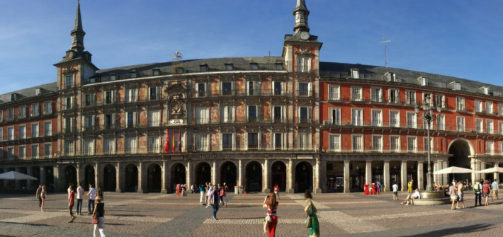 Plaza Mayor by Kris Arnold | flickr