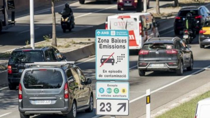 %name Barcelona 2020: Which vehicles will not be able to enter it?