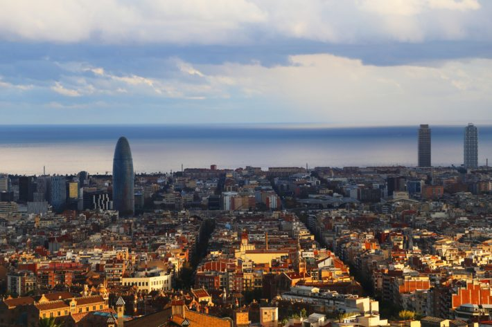 View over Barcelona e1543327020240 10 apps to get the best out of your trip to Barcelona