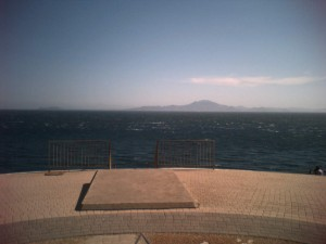 View of North Africa from Europa Point Gibraltar 300x225 Gibraltar  Spanish or British?