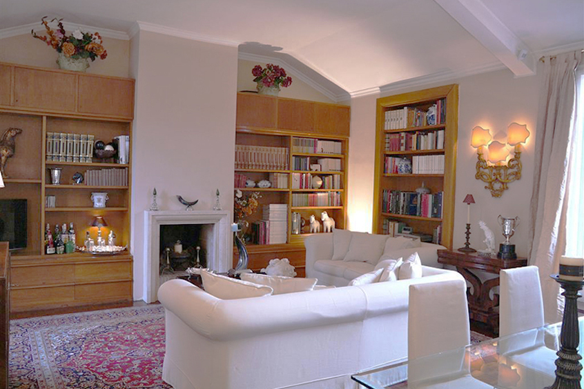 adriana terrace apartment rome 4 January in Rome   New Year and New Opportunities!