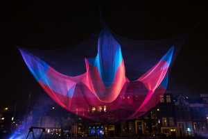 amsterdam light festival 300x200 What to do in Amsterdam in December