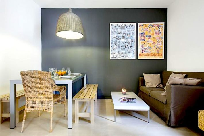 barceloneta apartment barcelona  living room 2 e1528903556740 Barcelonas district, this month: Barceloneta