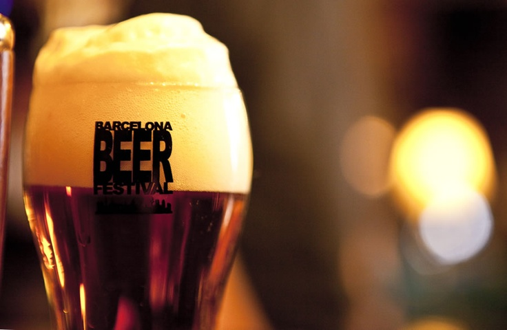 bcn beer festival April in Barcelona