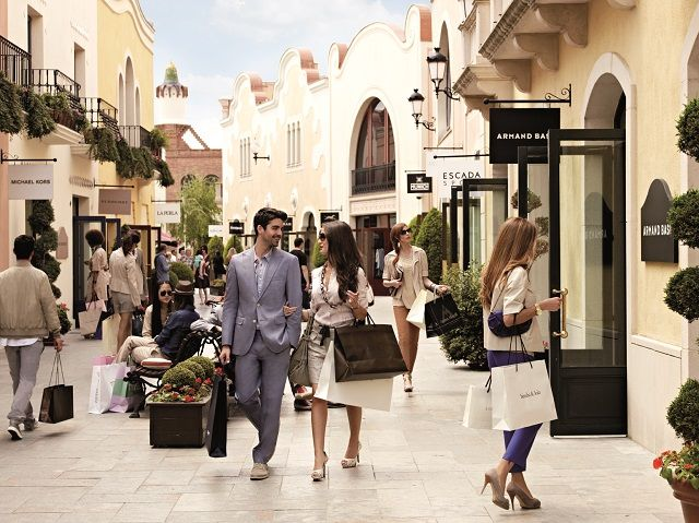 La Roca Village  Designer Outlet Shopping near Barcelona   Apartments in Barcelona, Madrid