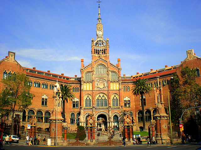 bcn santpau Jaume Meneses TOP 5 Secret Sights: What REALLY to visit in Barcelona