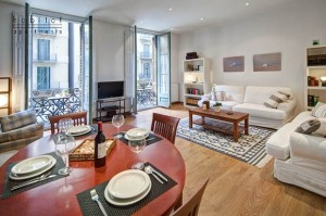 bruc terrace apartment barcelona dining room b1 300x199 Top 10 Reviews of March 2013