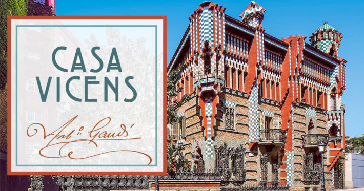 casa vicens barcelona e1556536439866 District of the month: Gracia