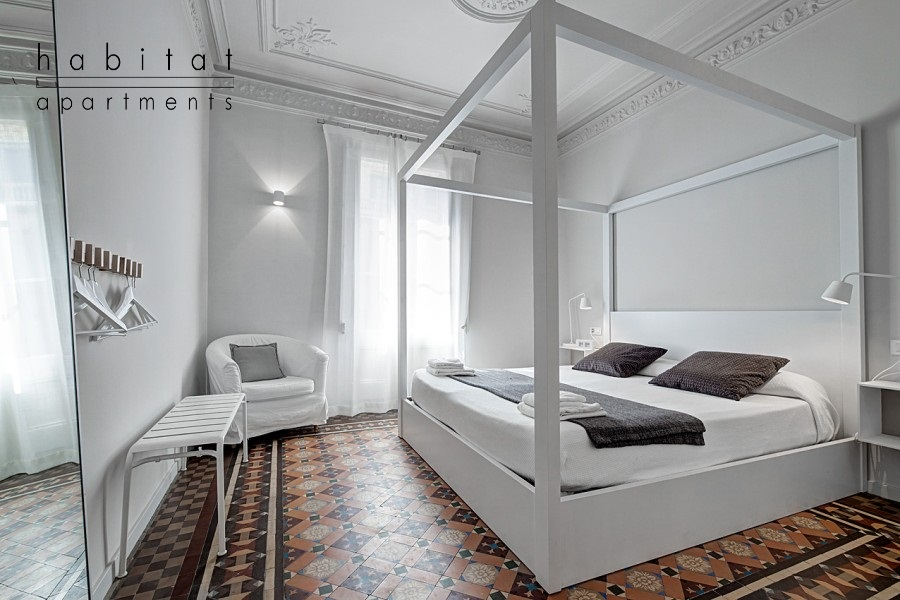 casp barcelona apartment bedroom2 a1 A Selection of Fantastic Things to Do and Places to See in Barcelona