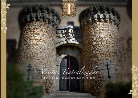 Castillo de Mazanares el Real. Madrid