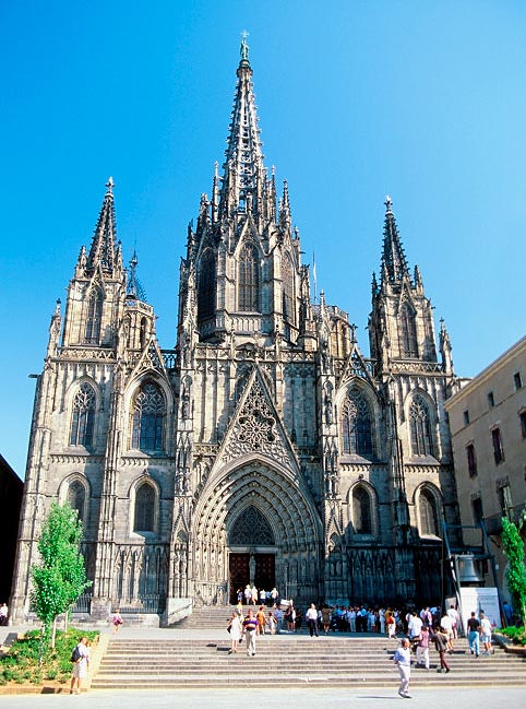 cathedral barcelona