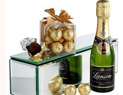 champagne and chocolate 1 Habitat Apartments Useful Tip#7