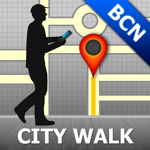 city walk bcn Apps, which will make your trip to BARCELONA perfect!