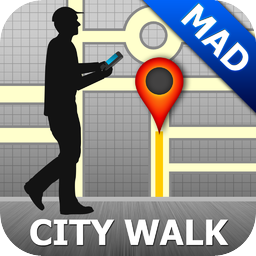 city walk mad Apps, which will make your trip to MADRID perfect!
