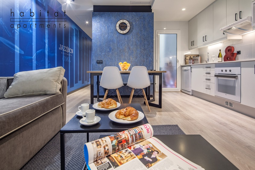 Jazz BCN Apartments Buildings Cool And Hot Will Be Ideal For Those Looking Style Comfort All Amenities Including