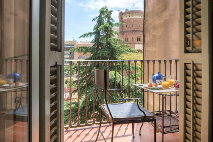garden view apartmetn barcelona 29 1 e1551179050894 Featured apartment of March – Garden View apartment!