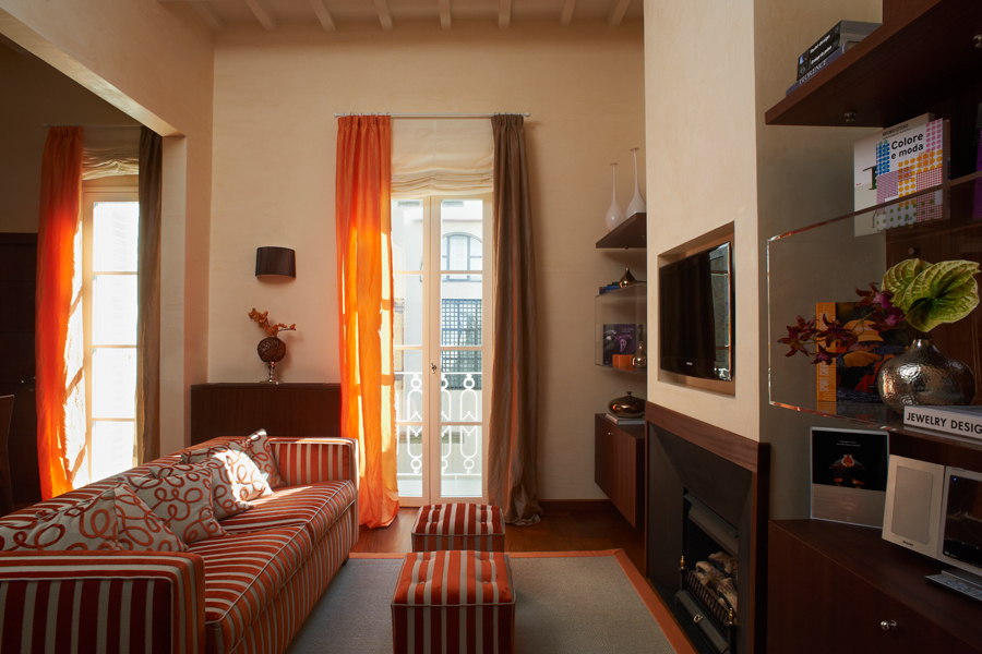 giotto suites apartment florence tv area  November in Florence   the city is overflowing with events