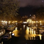 canals. Amsterdam