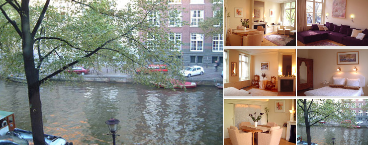 herengracht 1 apartment Herengracht 1 apartment in Amsterdam
