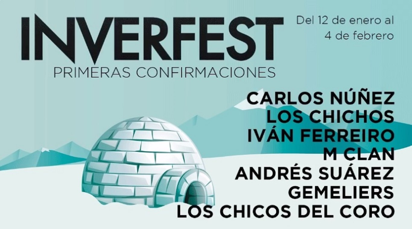 iverfest January in Madrid