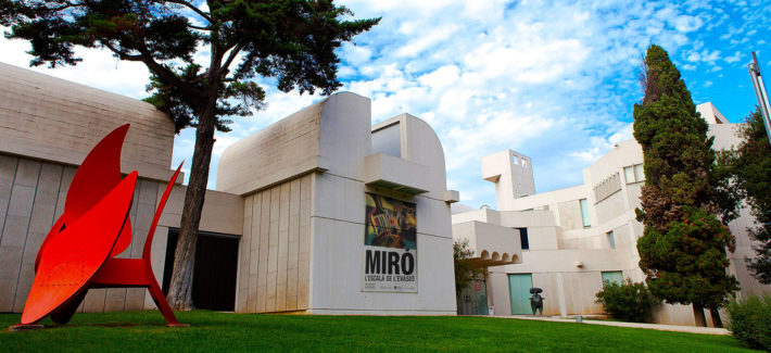joan miro museum Picture courtesy of Ticketbar Barcelona e1559046868508 Museums in Barcelona
