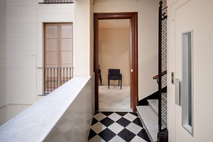 lauria veranda apartment barcelona puerta a e1557328617621 Featured apartment of May: Lauria Style