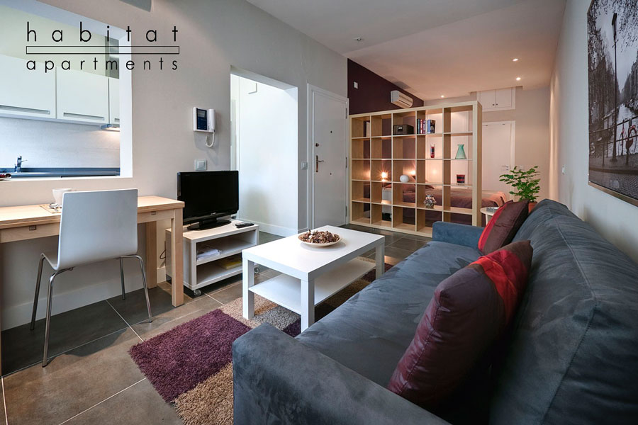 madrid granvia4b living room 3 a2 March 2016 is going to be another great month in Madrid, We have already listed the most popular things to do for you.