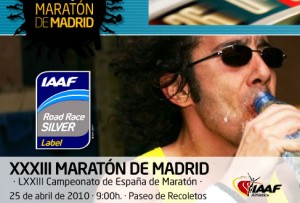 madrid maraton 300x203 Madrid Pick of the week 19 25 April 2010