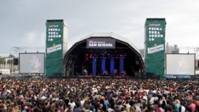 primavera sound festival in Barcelona
