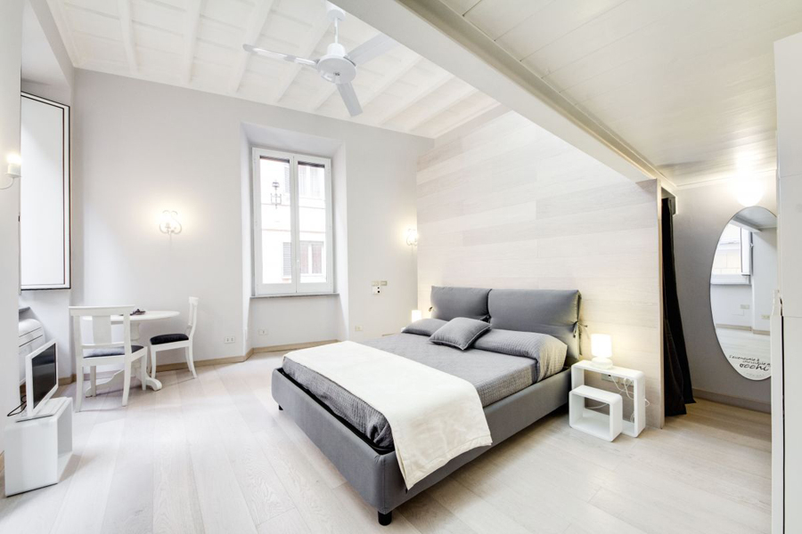 montecitorio-loft-apartment-rome-bedroom-a