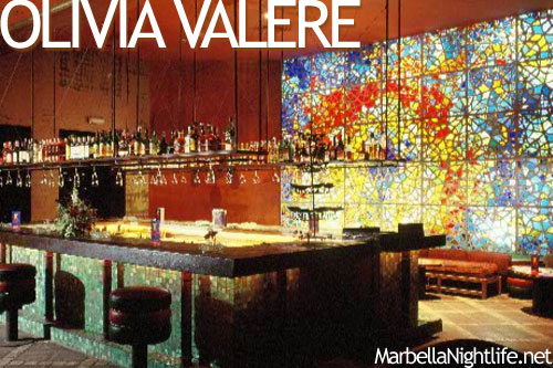 Olivia Valere Exclusive Club. Marbella