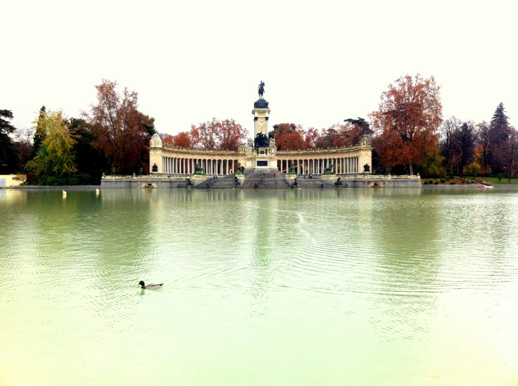 parc retiro 1024x764 January in Madrid   enjoy it like a royal