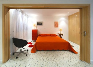 pedrera apartment eixample rio bedroom1b 5 300x217 GSMA Mobile World Congress Barcelone
