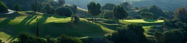 Marbella Golf& Country Club. Costa del Sol.