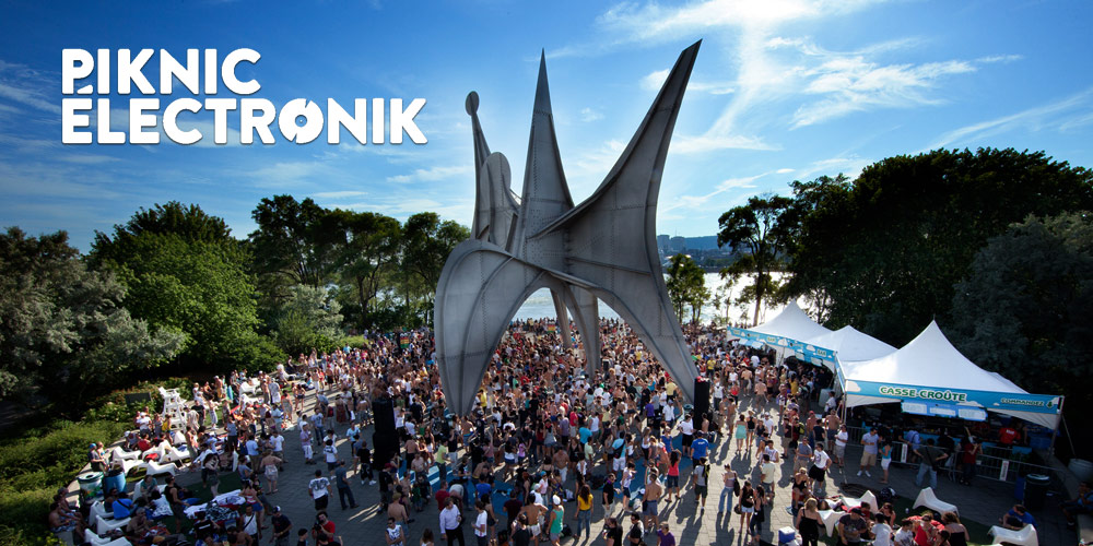 piknic electronik Events in Barcelona June 2016