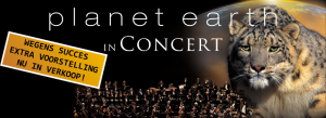 planet earth in concert 300x109 Visit the Planet Earth in concert show in Amsterdam   December 2013