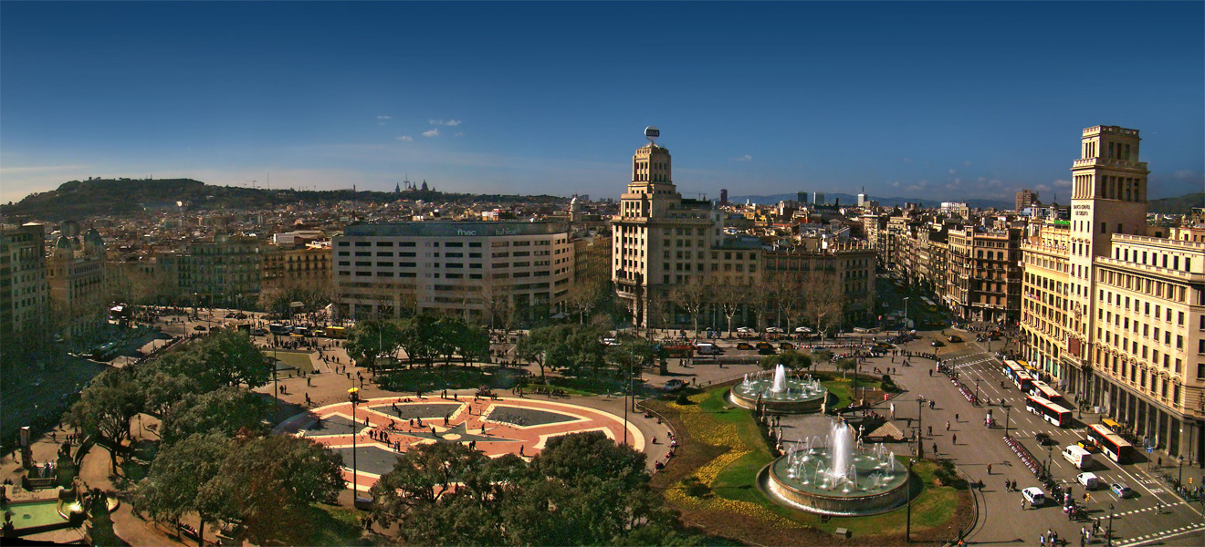 plaza catalunya barcelona Habitat Apartments   a family/children friendly company!