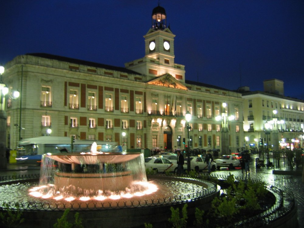 Madrid La Puerta Del Sol Habitat Apartments Blog