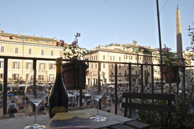 quattro fiumi apartment rome panoramic view b From the restaurants plate to your kitchen