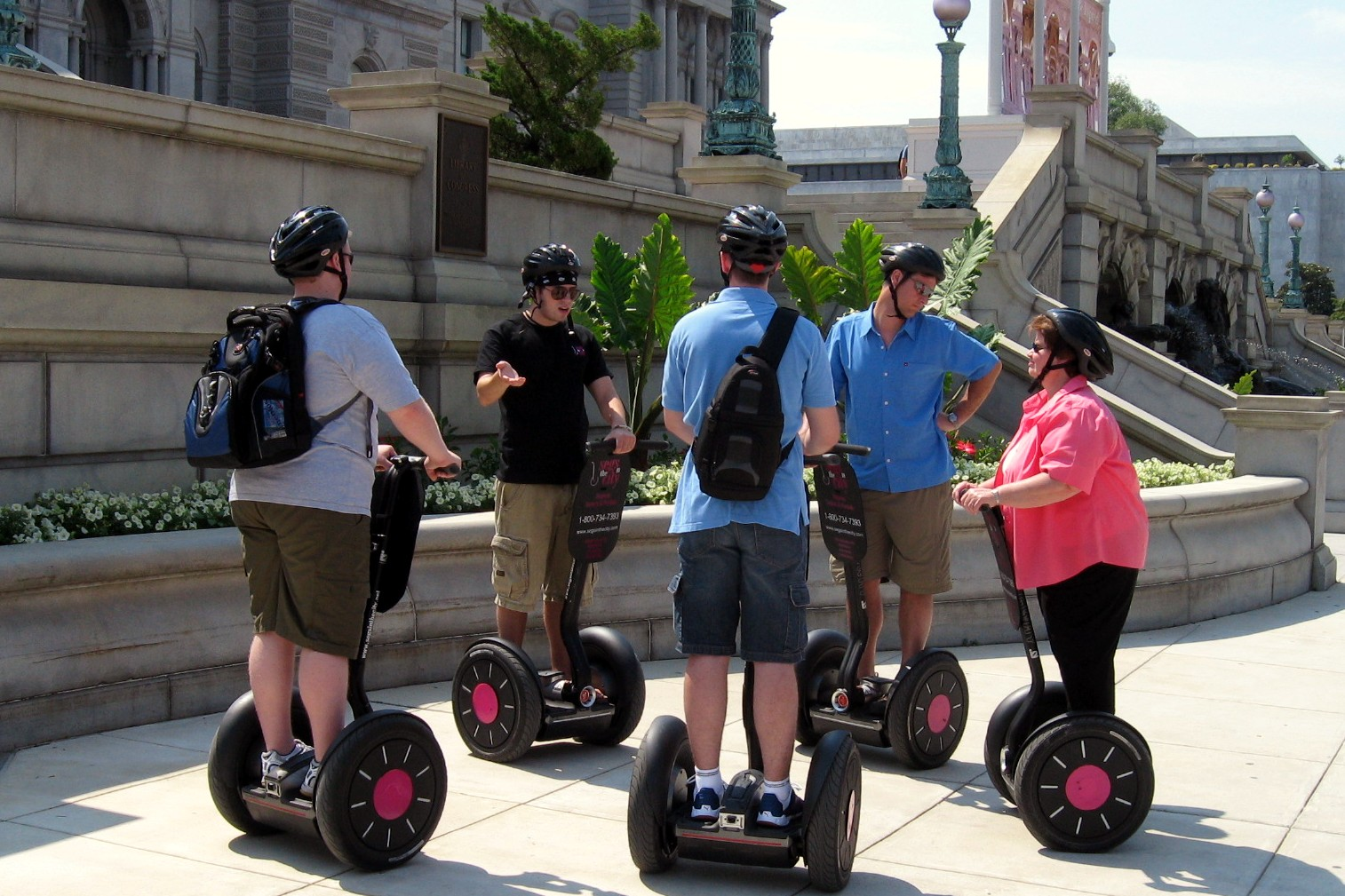 segway tour Discover Some Great Things to Do in Madrid This June