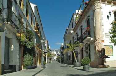 shop at Casco Antiguo Marbella