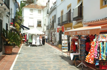 shop at Casco Antiguo Marbella_view