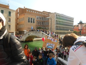 upanddownthebridges venice March in Venice