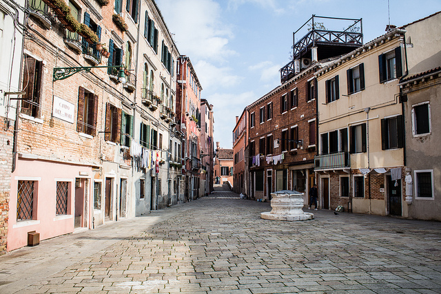 venice_emptystreets_Victor Hugo Marques