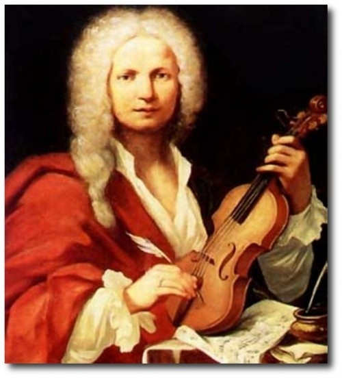 vivaldi and opera March in Venice