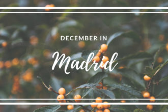 December in Madrid