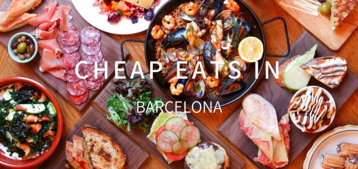 Cheap eats in Barcelona