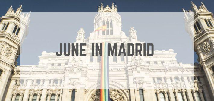 June in Madrid